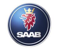 萨博标志图片