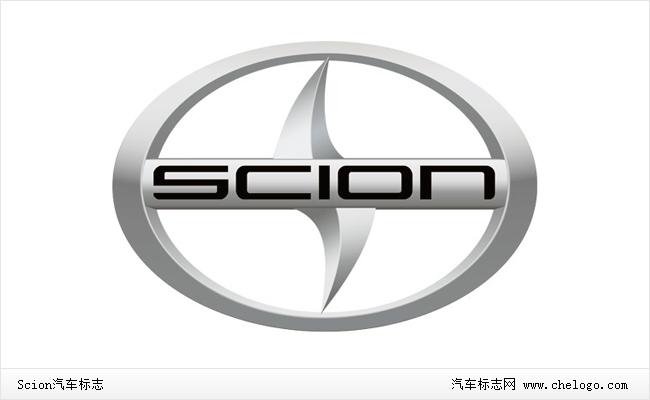Scion标志图片
