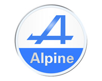 Alpine标志