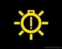 灯炮损坏指示灯图标