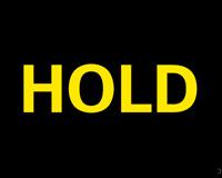 HOLD指示灯图标