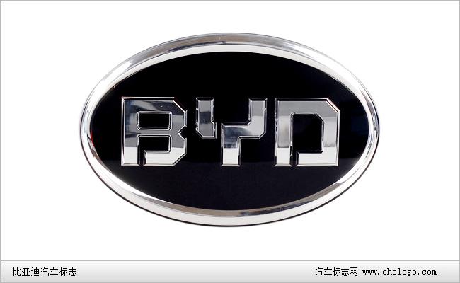 比亚迪汽车标志-BYD是哪个国家的品牌高清图片