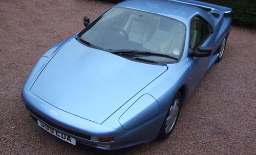英国Panther汽车