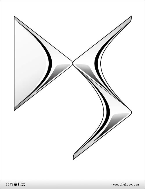 DS汽车标志图片