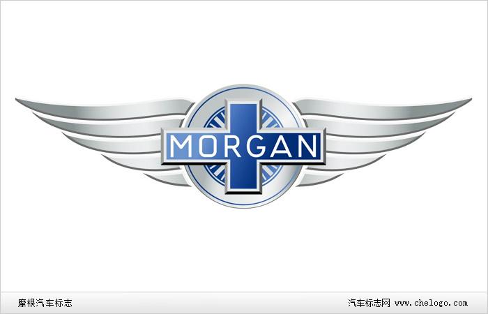 摩根汽车标志
