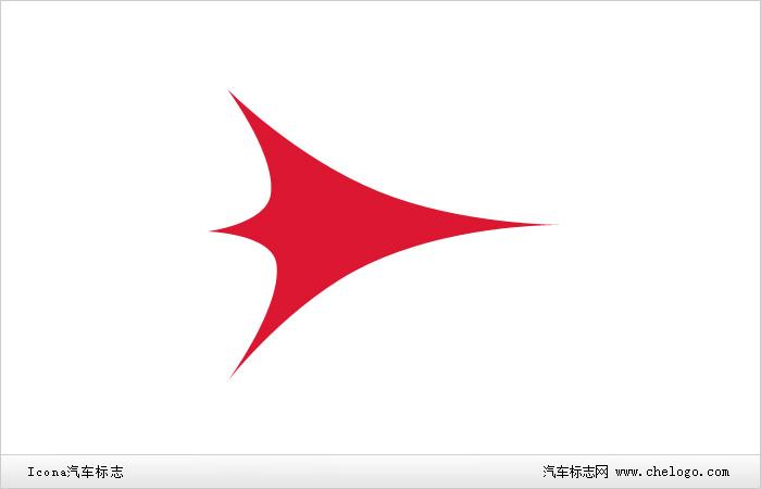Icona汽车标志图片