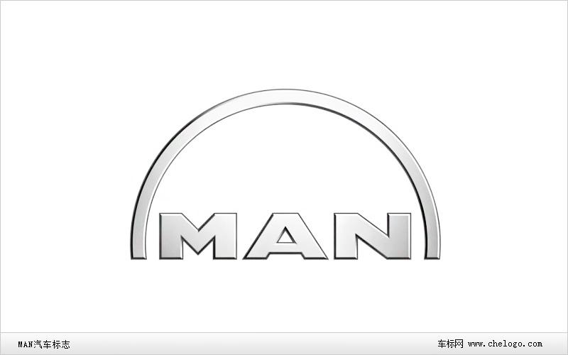 MAN曼恩标志图片