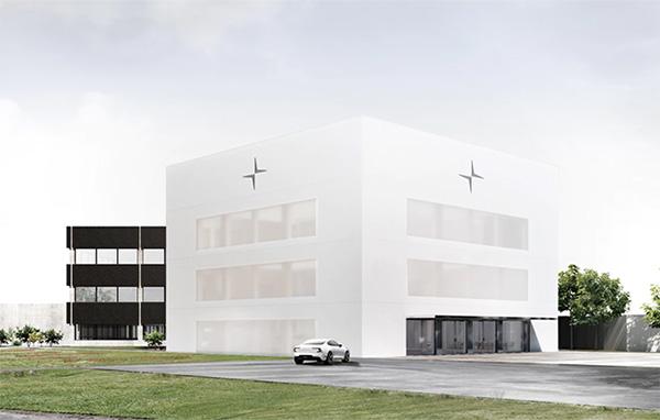 沃尔沃北极星将建设新总部 将于今年9月建成