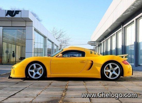 RUF是什么车品牌 一家德国超级跑车改装厂